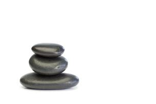 Piled up pebblesの写真素材 [FYI00487749]