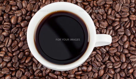 Cup of coffeeの写真素材 [FYI00487770]