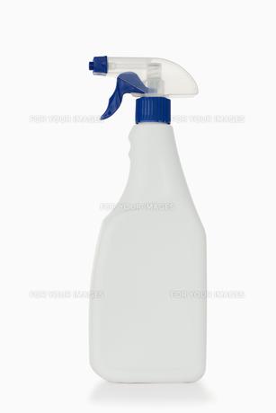 Blue spray bottleの写真素材 [FYI00487791]