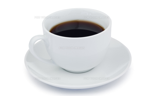 A cup of coffeeの写真素材 [FYI00487796]