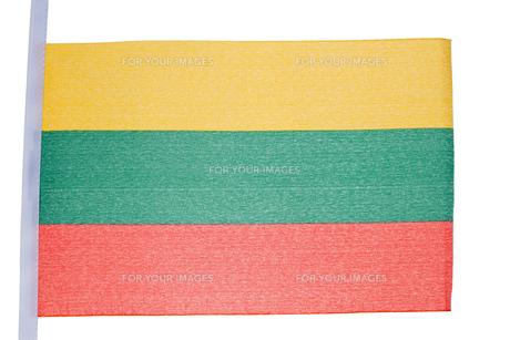 Lithuanian flagの素材 [FYI00487830]