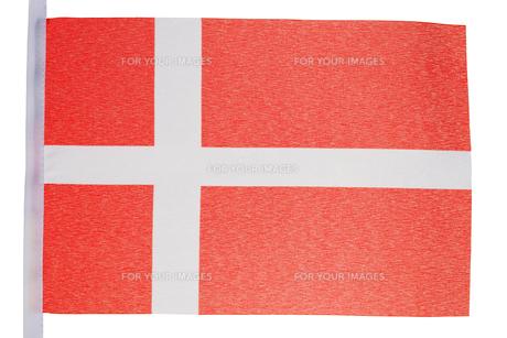 Danish flagの素材 [FYI00487852]