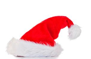 Christmas hatの写真素材 [FYI00487865]