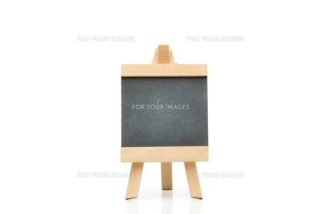 Clean chalkboardの写真素材 [FYI00487897]