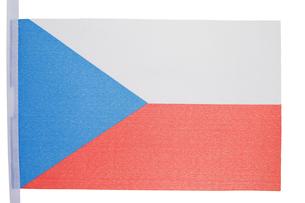 Czech flagの素材 [FYI00487905]