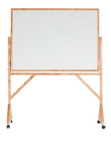 White chalkboardの写真素材 [FYI00487944]