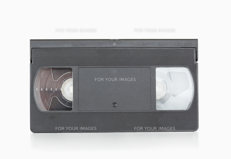 A video tapeの写真素材 [FYI00487946]