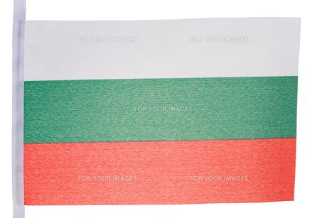 Bulgarian flagの素材 [FYI00487949]