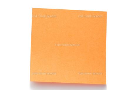 Orange postitの写真素材 [FYI00487986]