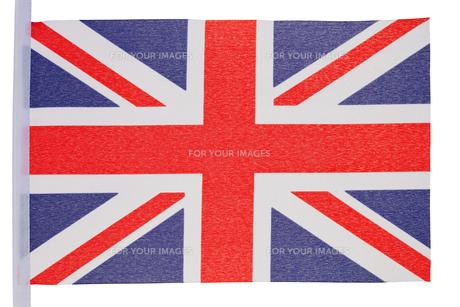 Great Britain flagの写真素材 [FYI00487997]