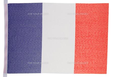 French flagの素材 [FYI00488016]