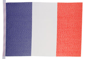 French flagの写真素材 [FYI00488016]