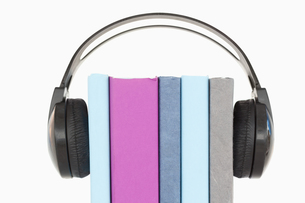 An audiobook conceptの素材 [FYI00488026]