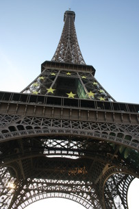 Eiffel Towerの写真素材 [FYI00488168]