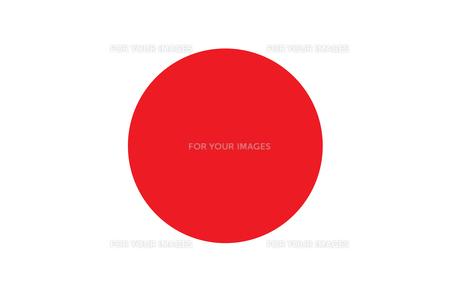 Japaneese Flagの素材 [FYI00488175]