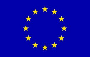 EU Flagの写真素材 [FYI00488181]