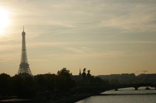 Eiffel towerの写真素材 [FYI00488187]