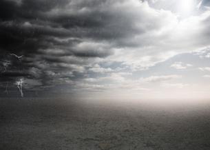 Stormy weatherの写真素材 [FYI00488232]