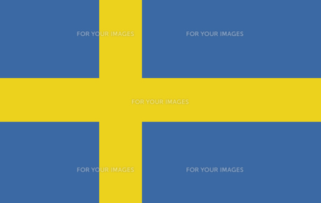 Swedish Flagの素材 [FYI00488281]