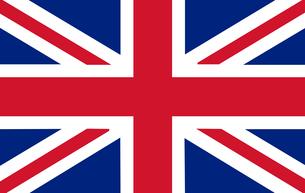 UK Flagの写真素材 [FYI00488290]