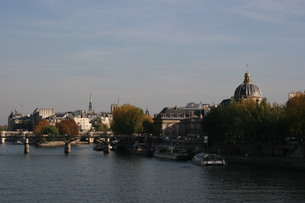 River Seine in Parisの素材 [FYI00488443]
