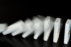 Domino effectの素材 [FYI00488591]