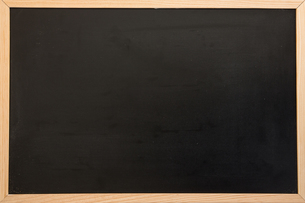 Blackboard with copy spaceの写真素材 [FYI00488596]