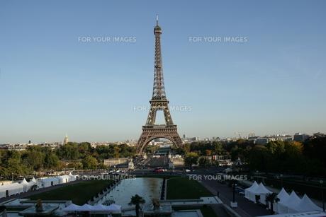 Eiffel Towerの素材 [FYI00488704]
