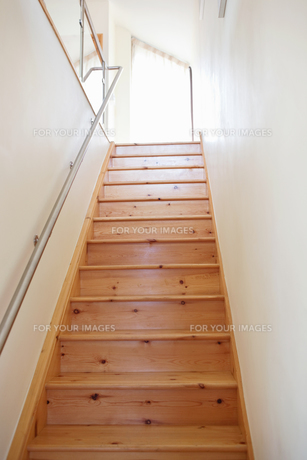 A staircaseの写真素材 [FYI00488714]
