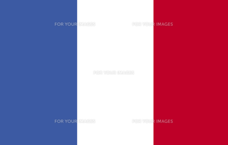 French Flagの素材 [FYI00488715]