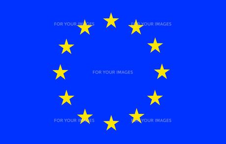 European Union Flagの素材 [FYI00488791]