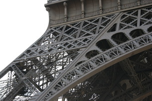 Eiffel Towerの写真素材 [FYI00488826]