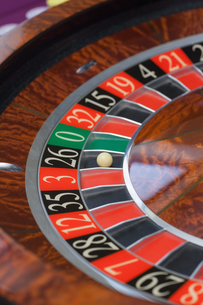 Roulette wheel stoppingの素材 [FYI00488903]