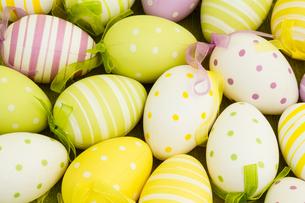 Many easter eggsの素材 [FYI00488931]