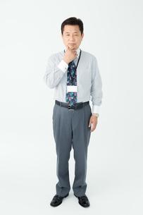 ビジネスマンの写真素材 [FYI00489004]