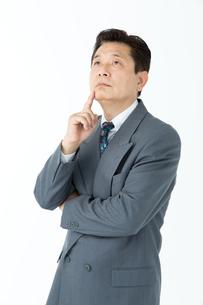 ビジネスマンの写真素材 [FYI00489009]