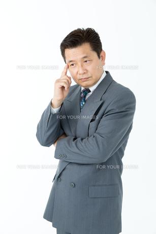ビジネスマンの写真素材 [FYI00489010]