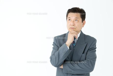 ビジネスマンの写真素材 [FYI00489014]