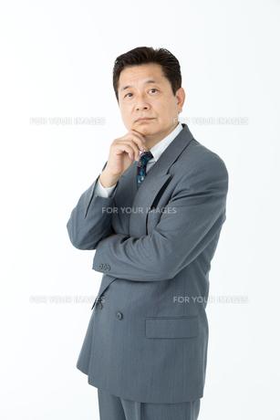 ビジネスマンの写真素材 [FYI00489015]