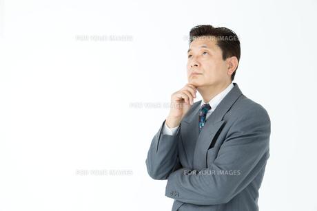 ビジネスマンの写真素材 [FYI00489016]