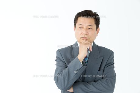 ビジネスマンの写真素材 [FYI00489017]