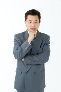 ビジネスマンの写真素材 [FYI00489019]