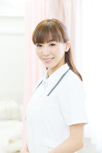 白衣の医療スタッフの写真素材 [FYI00490452]