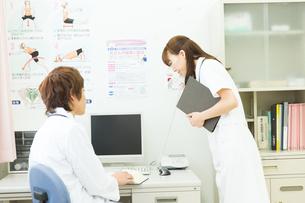 医療スタッフの写真素材 [FYI00490560]