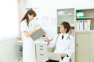 医療スタッフの写真素材 [FYI00490561]