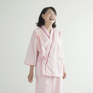 微笑む患者の写真素材 [FYI00491241]