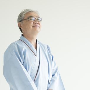 微笑む患者の写真素材 [FYI00491371]