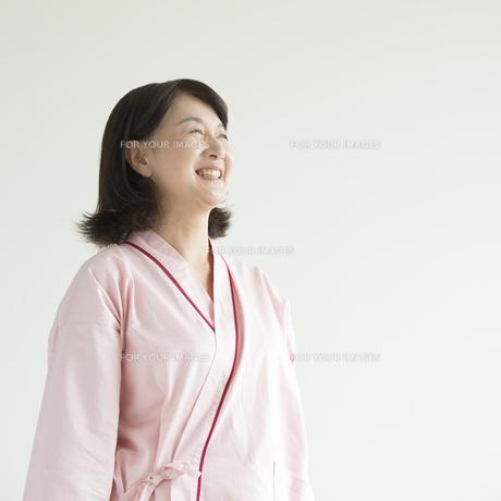 微笑む患者の写真素材 [FYI00491382]