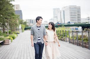 デートをするカップルの素材 [FYI00491652]
