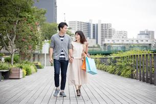デートをするカップルの素材 [FYI00491655]